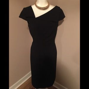 08e17f25bd9 Size 6 Elegant Tahari Authur Levine Dress